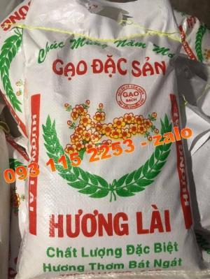 Bao đựng lúa gạo 5kg, 10kg, 25kg, 50kg phục vụ tết.
