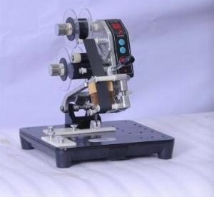 Máy in date thủ công, máy in hạn sử dụng, máy đóng date lên tem nhãn bao bì, máy in date dập tay