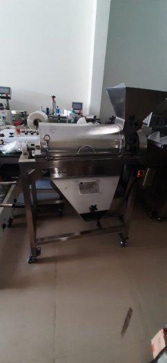 Máy chà quả cà chua, máy chà quả tự động, máy chà quả mảng cầu, máy chà quả tách hạt