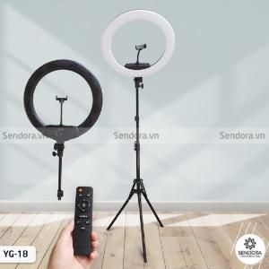 Đèn Led phun xăm livestream YG-18