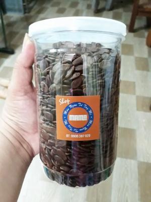 Hủ 500gr Hạt dưa rang không màu, sạch, ngon - Food by Mama