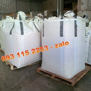 Bao jumbo chứa 850 kg, bao jumbo đựng 1200 kg gạo