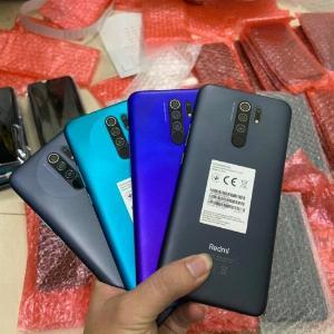 Xiaomi Redmi 9 2sim ram 4g, rom 64g zin keng, sẳn tiếng việt, sỉ giá tốt