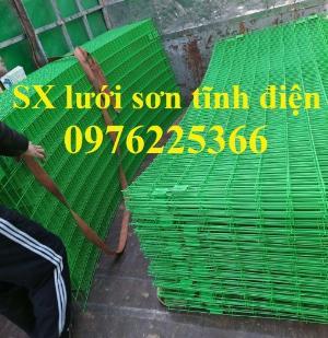 Xưởng sản xuất lưới sơn tĩnh điện D2, D3, D4, D5, D6