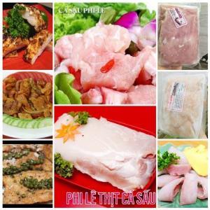 Thịt cá sấu 1 ký