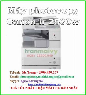 Máy photo ir 2530w, canon 2530w giá siêu rẻ