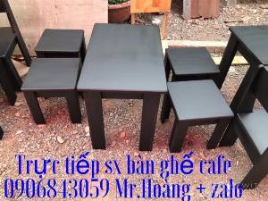 Bàn ghế gỗ đẩu Sơn đen giá rẽ- nội thất Nguyễn hoàng Sài Gòn