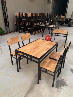 Bàn ghế quán ăn giá xưởng-nội thất Nguyễn hoàng