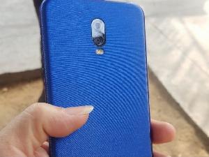 Samsung galaxy j7+ ram4,32gb