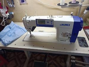 Juki 8000A  -Máy 1 kim điện tử nâng chân vịt tự động Juki