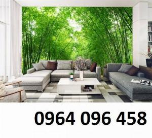 Tranh 3d - tranh gạch 3d phòng khách - SK85