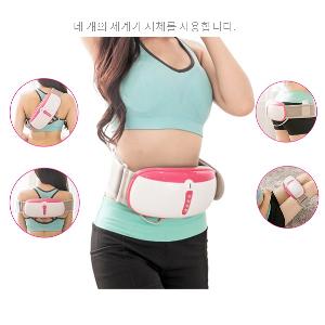 Đai massage Ayosun Hàn Quốc: máy giảm béo và giảm đau hai trong một
