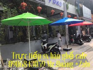Dù che nắng Cafe giá rẻ- nội thất Nguyễn hoàng hcm