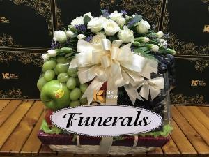Giỏ trái cây đi đám tang - FSNK231