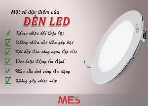 Đèn LED Panel âm trần 4w cao cấp