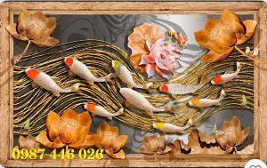 2021-03-03 08:03:20  1  Gạch tranh 3d cửu ngư quần hội HP3488 1,200,000