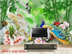 Tranh gạch men ốp tường 3d, tranh trang trí, gach hoa văn HP7022