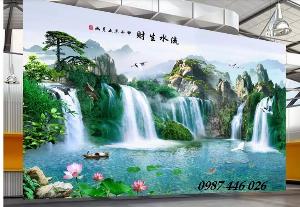 2021-03-03 08:10:25  6  Tranh gạch men ốp tường 3d, tranh trang trí, gach hoa văn HP7022 1,200,000