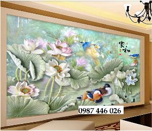 2021-03-03 08:10:25  4  Tranh gạch men ốp tường 3d, tranh trang trí, gach hoa văn HP7022 1,200,000