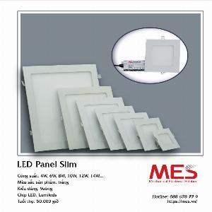 2021-03-03 08:52:25 Đèn led panel âm trần vuông 8w 266,000