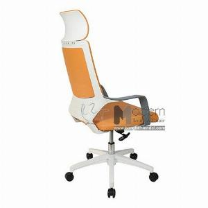 2021-03-03 09:10:02  2  Ghế văn phòng lưng cao bọc nệm chân nhựa dành cho trưởng phòng 2,750,000