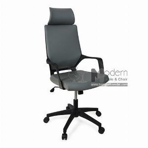 2021-03-03 09:10:02  1  Ghế văn phòng lưng cao bọc nệm chân nhựa dành cho trưởng phòng 2,750,000