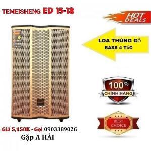 2021-03-03 10:47:27  5  Loa kéo Temeisheng ED 15-18 công suất đạt 500W 5,150,000