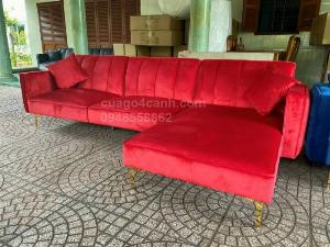 Sofa góc, sofa hình chữ L sẽ làm sáng bừng không gian phòng khách nhà bạn