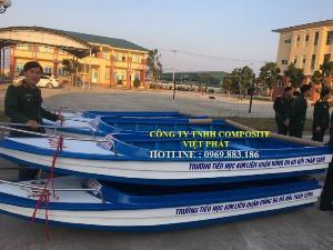 Thuyền Composite phòng chống bão lụt