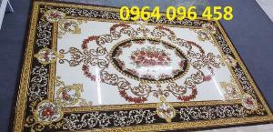 Gạch thảm 3d cao cấp lát phòng khách - KC23