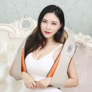 Đai massage giảm đau vai cổ gáy Ayosun Hàn Quốc
