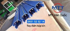 Ray điện dạng hộp kín lcl 4p 5p 6p 6p 7p lcl