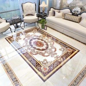 Thảm sàn 3D- thảm gạch