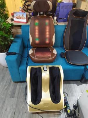 Ghế massage giảm đau Hàn Quốc Ayosun,ghế mát xa cần thiết với người đau mỏi xương khớp