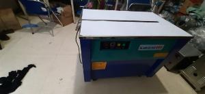 Máy đóng đai thùng carton máy quấn dây đai xung quanh thùng bán tự động