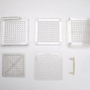 Khuôn đóng viên nang cứng 100v/200v bằng nhựa