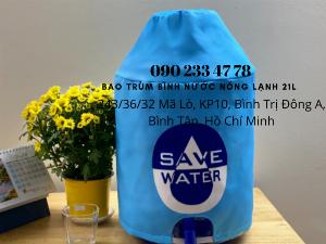 Mua Bao trùm bình nước uống có vòi 19L, 20L, 21L