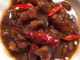 Mắm ruốc Xả ớt kèm thịt loại 0,5kg