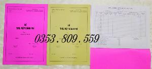 Thu nộp đảng phí mẫu số s01/đp