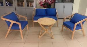 Bộ bàn ghế sofa cafe giá rẻ tphcm
