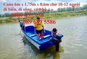 Những mẫu cano và thuyền chở khách 6-8 người, Cano chở 10-12 người giá rẻ