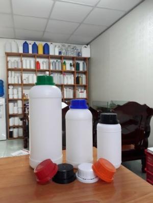Chai nhựa tiền giang, chai nhựa hdpe,chai nhua 1l, chai nhựa