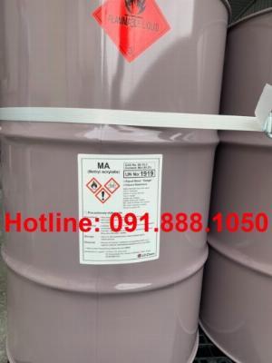 Bán Methyl Acrylate, Methyl propenoate, Methoxycarbonylethylene, Curithane 103