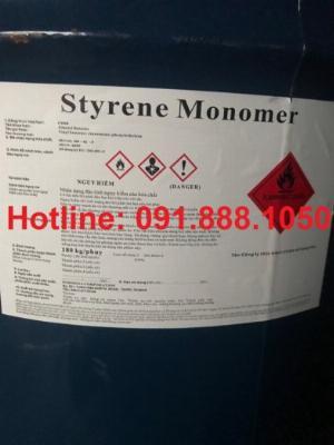 Bán Styrene Monomer C8H8, Vinyl benzene, Phenylethene, Ethenyl Benzene