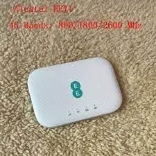 Bộ phát Wifi 4G Alcatel EE71 Cat6 tốc độ cao 4G. Hỗ trợ 20 user