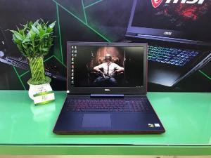Dell Gaming 7567 - i7 7700HQ- Ram 8GB - SSD 128GB + HDD 500G - VGA GTX 1050Ti - 15.6 FHD