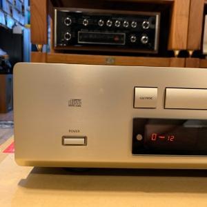 Đầu CD Accuphase DP-55V