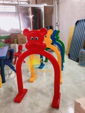 Cung chui vận động thể chất trẻ em cho trường mầm non, công viên, khu vui chơi