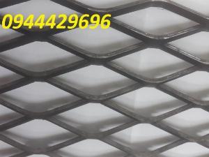 Lưới thép kéo giãn, lưới hình thoi XG, lưới XS.