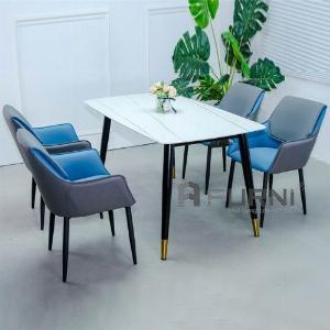 Bộ bàn ghế ăn nhập khẩu 1m4 TN SALA-14E/ RIO-P hiện đại TpHCM